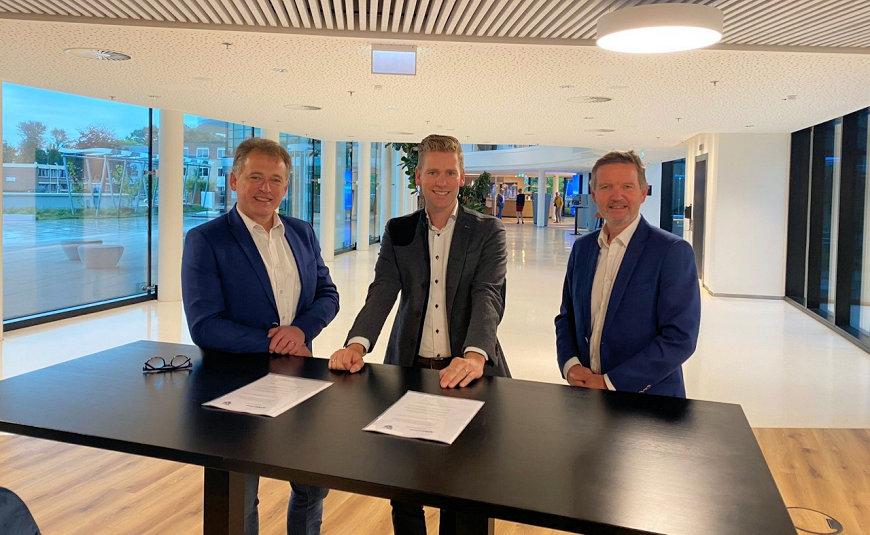 AFAS Software kiest voor lange termijn relatie met voetbalvereniging Hooglanderveen