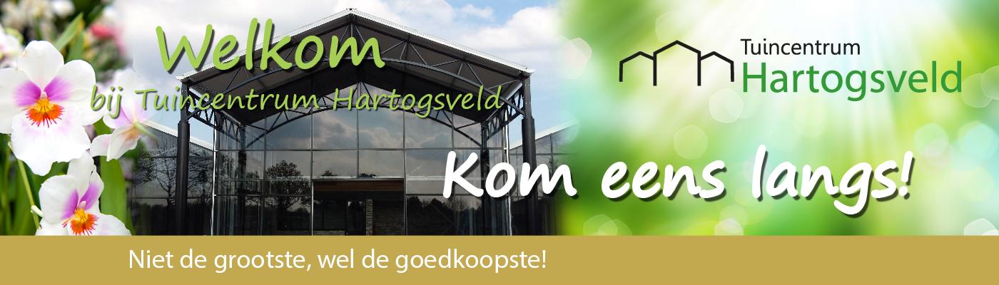 Balsponsor - Tuincentrum Hartogsveld