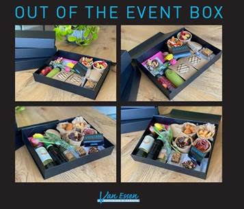 """out of the """"event"""" box"""