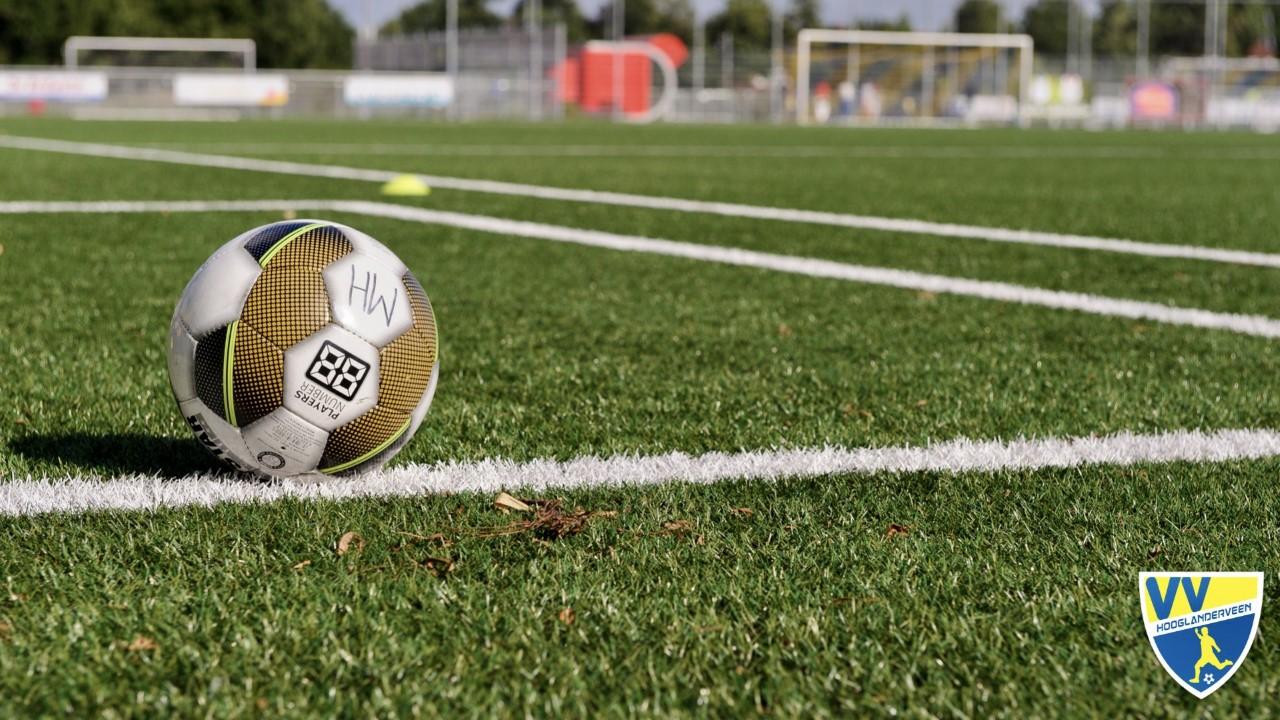 Verslag Hooglanderveen – FC Weesp  5 – 0 (ruststand 3 – 0)